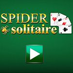 spider solitaire games